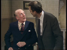 the major warns fawlty