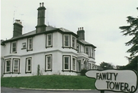 Check in to Fawlty Towers!